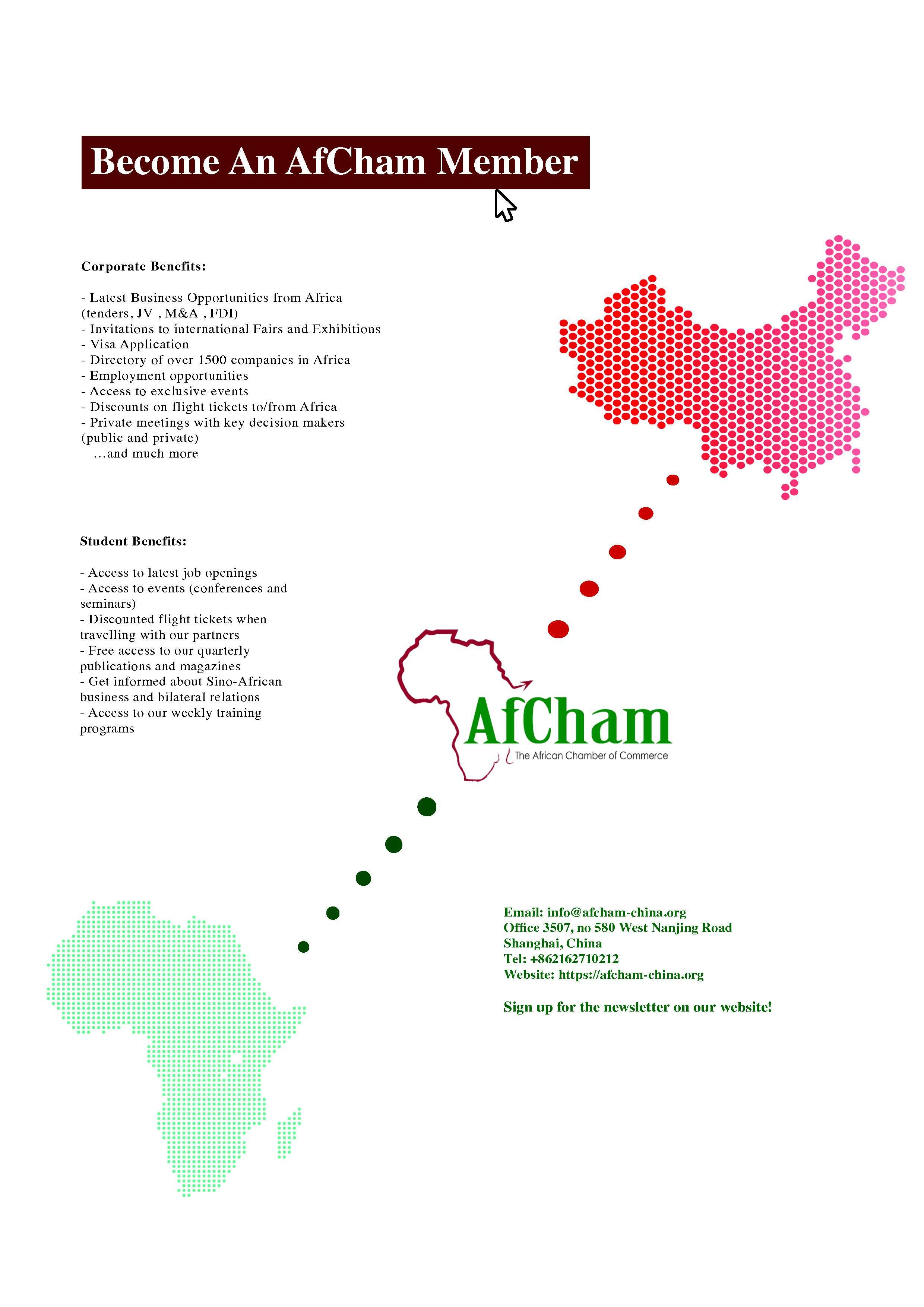 Edition March19 – AFCHAM | The African Chamber of Commerce in China